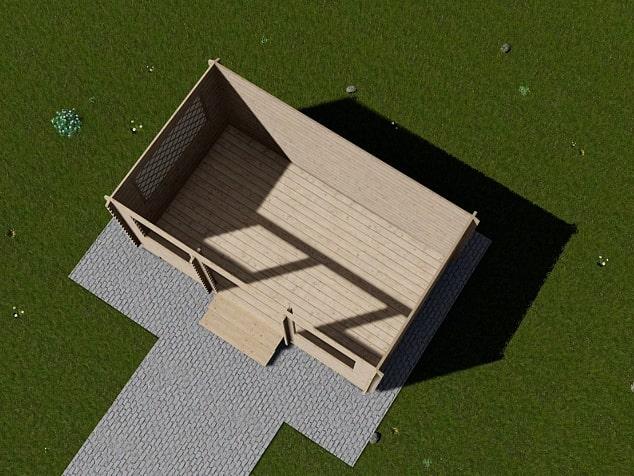 Нормы строительства бани