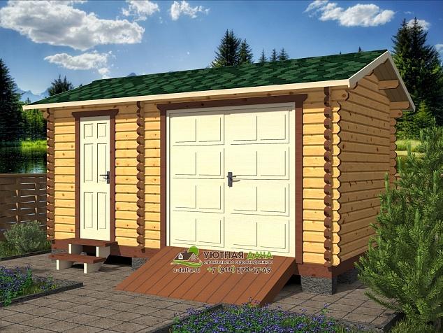 Постройки для дачи: выбираем материалы и концепцию строительства
