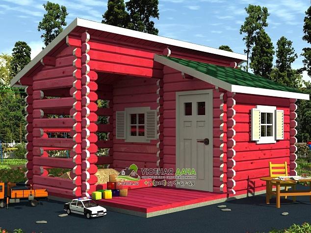 Купить детский садовый домик