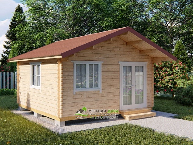 Купить недорого дачный домик под ключ